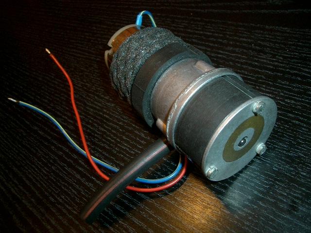 Насос компрессора центрального